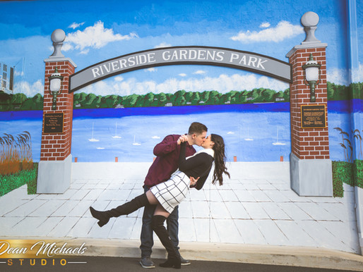RED BANK ENGAGEMENT | KARA & PAUL