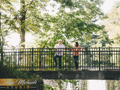 VERONA PARK ENGAGEMENT | LALAINE & WILLIAM