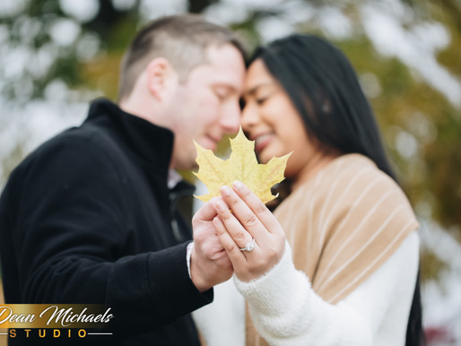 NUTLEY ENGAGEMENT | SARAH & COLIN