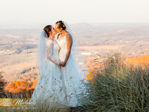 MOUNTAIN CREEK WEDDING | PATRICIA & SOFI