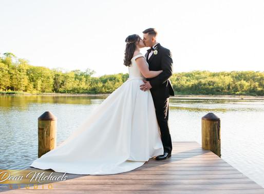 MILL LAKESIDE MANOR WEDDING | KELSEY & DIMITRI