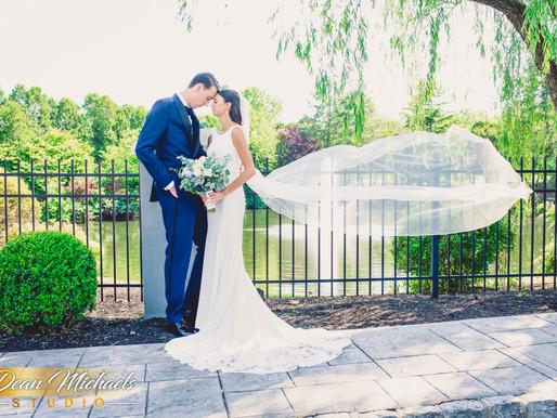 BRIDGEWATER MANOR WEDDING | VICTORIA & KEVIN