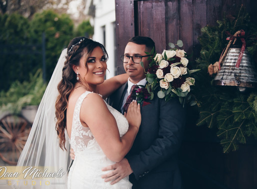HAMILTON MANOR WEDDING | BRITTANY & VINCENT