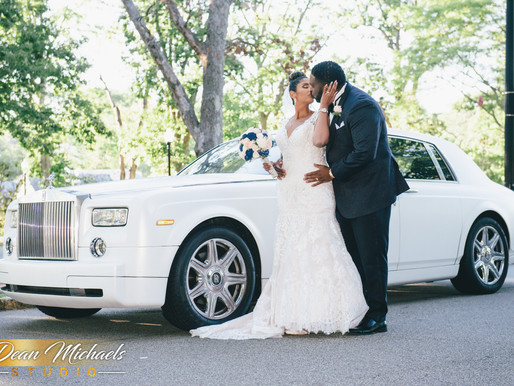 CALANDRA'S WEDDING | JADE & NNAMDI