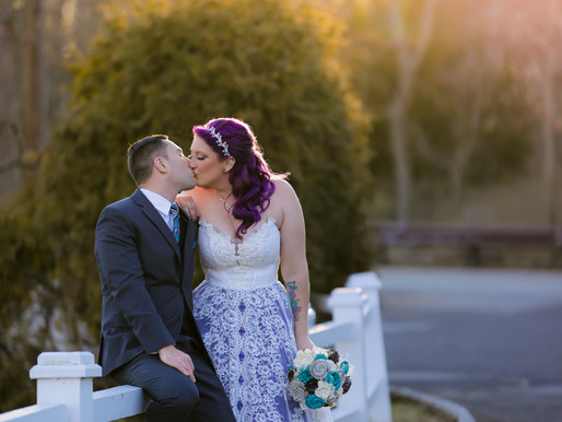 OLDE MILL INN WEDDING | ERICA & THOMAS