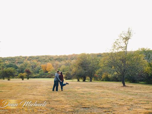 BOTANICAL ENGAGEMENT | LISA & BRENDAN