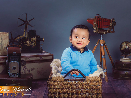TODDLER SESSION | BABY ABIRAM
