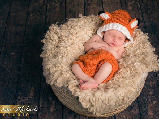 NEWBORN SESSION | BABY JACOB