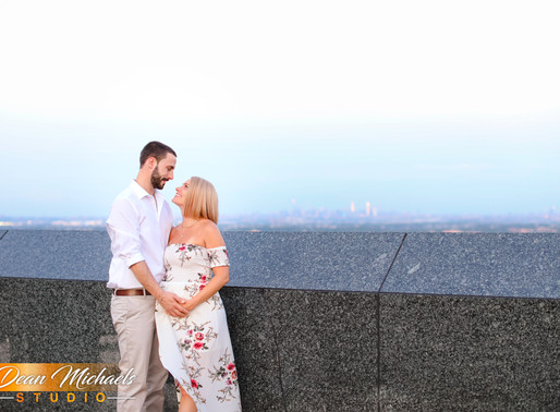 MATERNITY SESSION | MELONIE & SCOTT