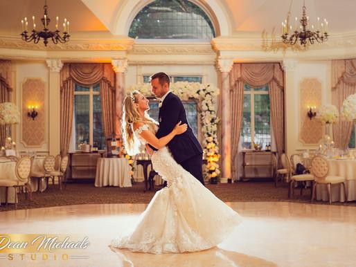 PLEASANTDALE CHATEAU WEDDING   DANIELLE & PETER