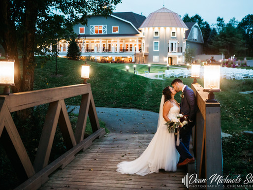 BEAR BROOK VALLEY WEDDING | KRISTEN & CONNOR