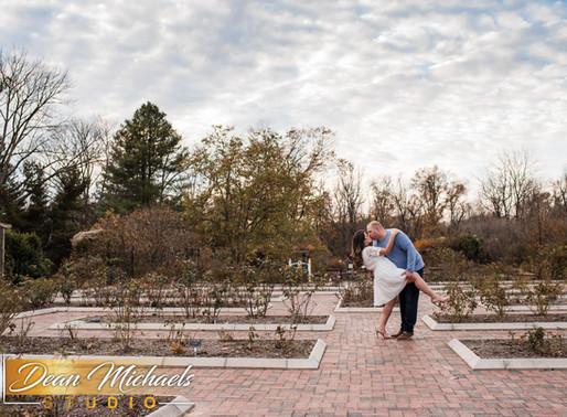 COLONIAL PARK ENGAGEMENT | LEANA & MIKE