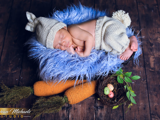 NEWBORN SESSION | BABY DANIEL