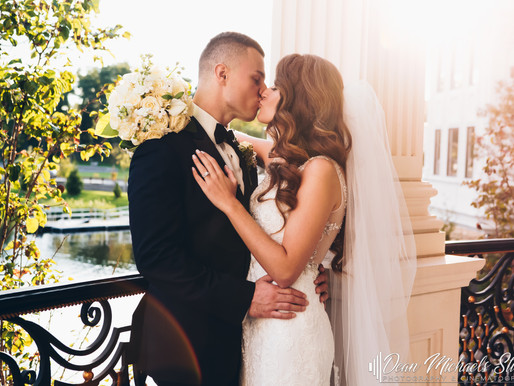 LEGACY CASTLE WEDDING | CORIE & SASH