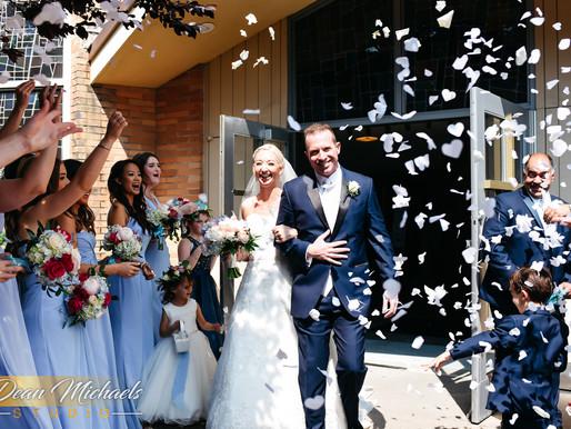 MANSION WEDDING | HEATHER & JOHN