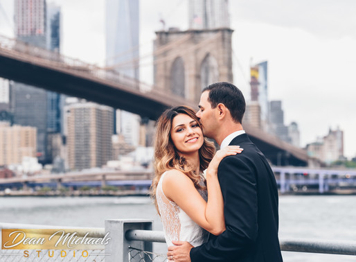 MANHATTAN WEDDING | OLGA & PHILLIP