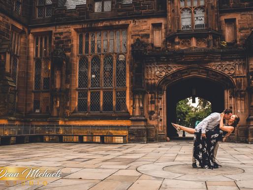 PRINCETON ENGAGEMENT |  SARINA & ROB