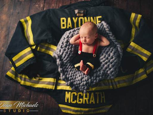 NEWBORN SESSION | BABY KELLAN