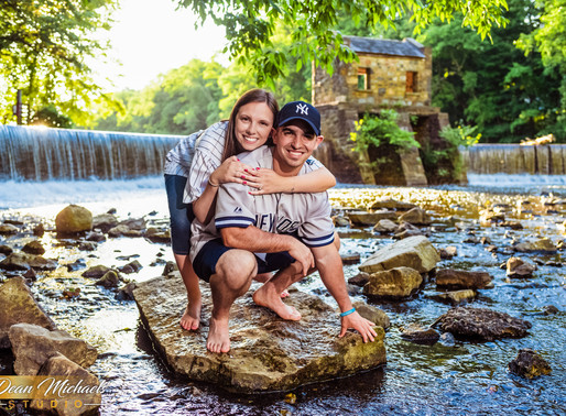 SPEEDWELL PARK ENGAGEMENT | SARINA & RAY