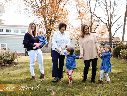 BERKELEY HEIGHTS PORTRAIT | THORNTON FAMILY
