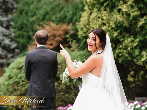 BRIDGEWATER MANOR WEDDING | KELLY & BOBBY