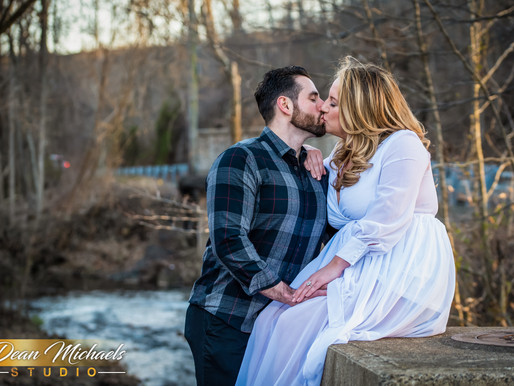 DESERTED VILLAGE ENGAGEMENT |  HEATHER & PAUL