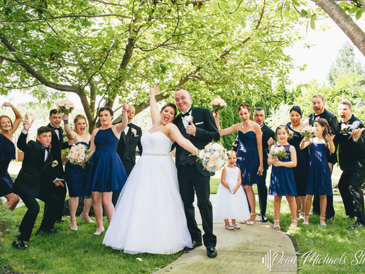 RIVERVIEW WEDDING | MICHELE & RAY