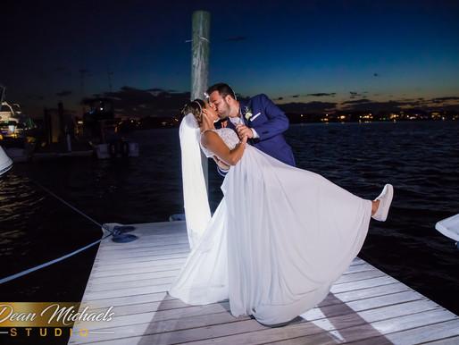 CHANNEL CLUB WEDDING | JULI & ANTHONY