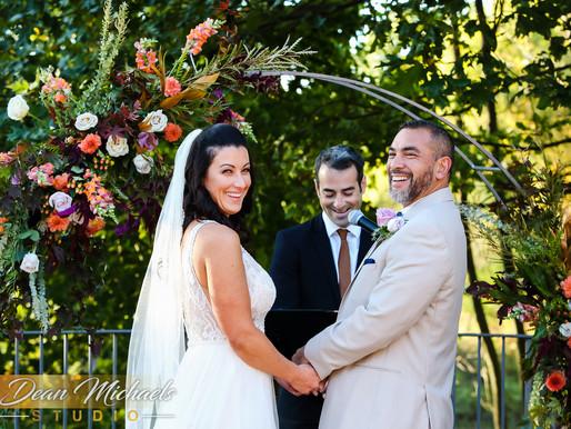 MOHAWK WEDDING | MICHELLE & MARIO