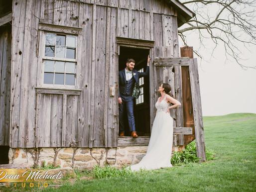 OLDE HOMESTEAD GOLF CLUB WEDDING | MELISSA & DILLON