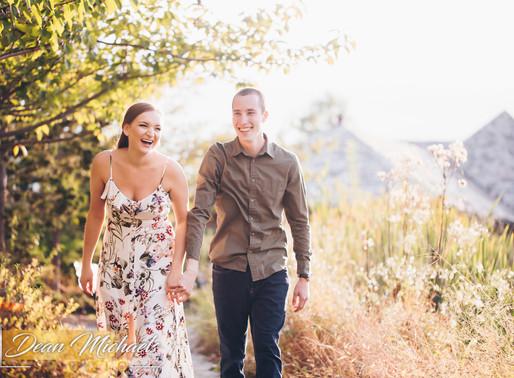 VERONA PARK ENGAGEMENT | JILL & RYAN