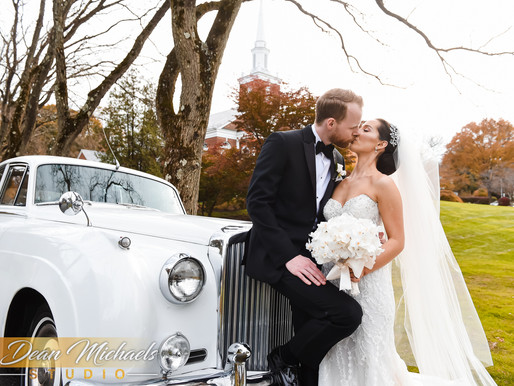 CANOE BROOK COUNTRY CLUB WEDDING | MEGAN & WILLIAM