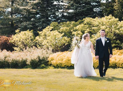 EAGLE OAKS WEDDING | JESSICA & ANDREW