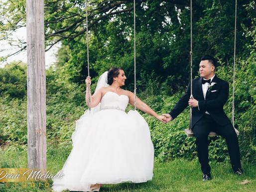 SKYVIEW WEDDING | KAITLYN & ROBIN