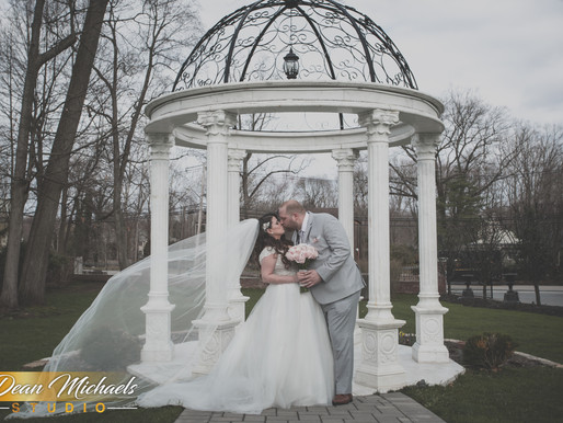 OLD TAPPAN MANOR WEDDING | LEEANA & DANIEL