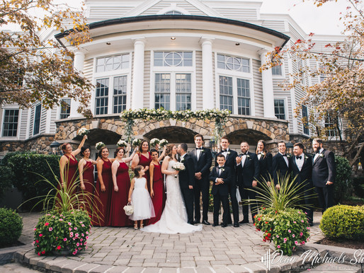 OLDE MILL INN WEDDING | SAMANTHA & STEPHEN