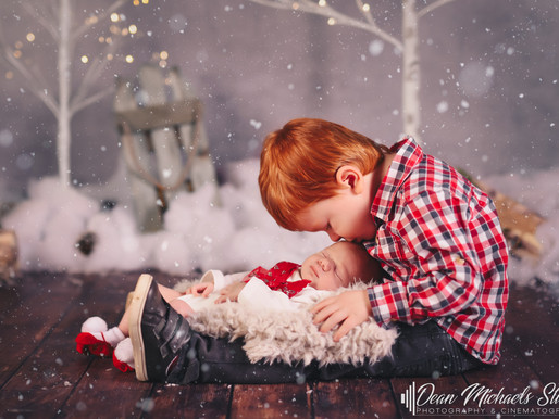 WINTER WONDERLAND MINI SESSION | KORA AND LUCA