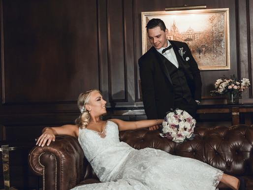 PARK CHATEAU WEDDING | ERIKA & DAVID