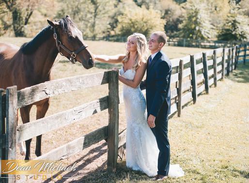STERLING BROOK FARM WEDDING | SHANNON & MATT