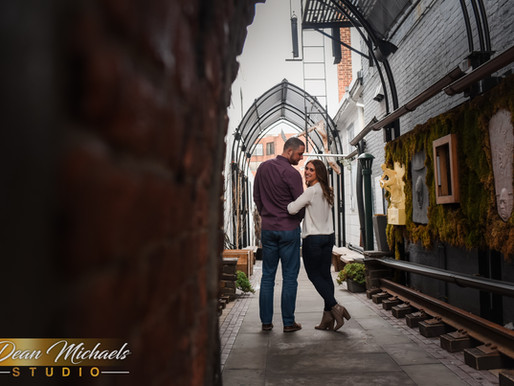 PRINCETON ENGAGEMENT | SANDRA & DANIEL