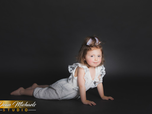 TODDLER SESSION | BABY GIULIANNA