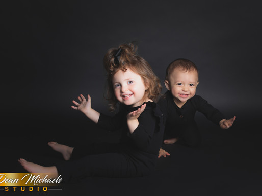 COUSINS SESSION | BABY MARCELLO AND GIULIANNA