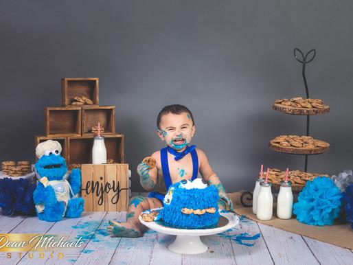 CAKE SMASH | BABY NYAL