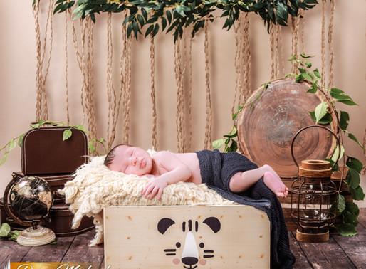 NEWBORN SESSION | BABY NATHANIEL