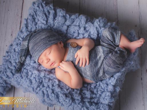 NEWBORN SESSION | BABY JACKSON