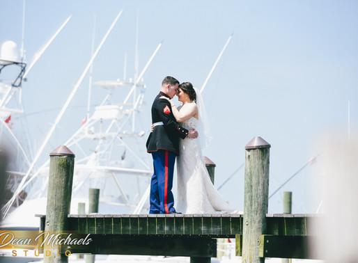 CLARKS LANDING WEDDING | DANIELLE & JOEY