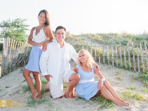 FAMILY PORTRAIT | MICHAEL, MARI & CHRISTIN