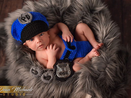 NEWBORN SESSION | BABY MICHAEL