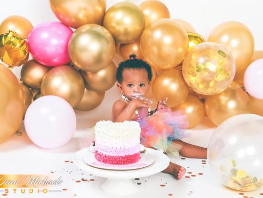 CAKE SMASH | BABY FEHLAH