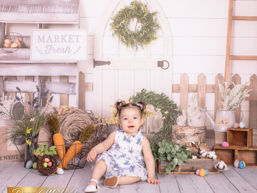 SPRING MINI SESSION | BABY MILENA